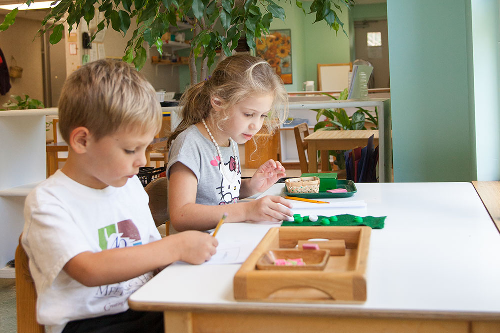 """montessori and brain development When maria montessori developed this method of educating children what she realized is that children learn by doing the hands are the pathways to the brain she also urged children to """"go out"""" and explore their world field trips are an essential component of a montessori education."""